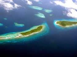 Iles des îles Marshall